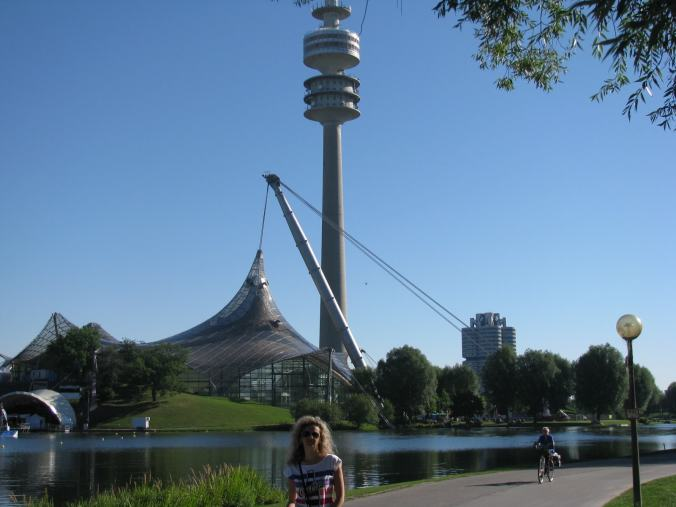 Munchen - olympiapark