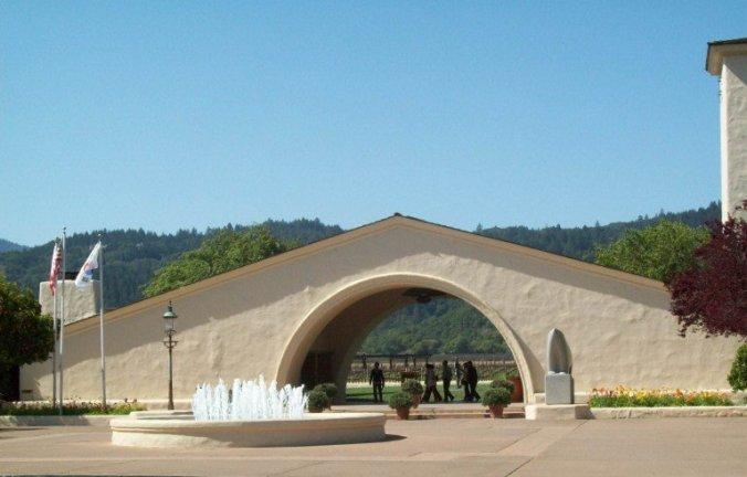 Napa Valley - robert moldavi winery1