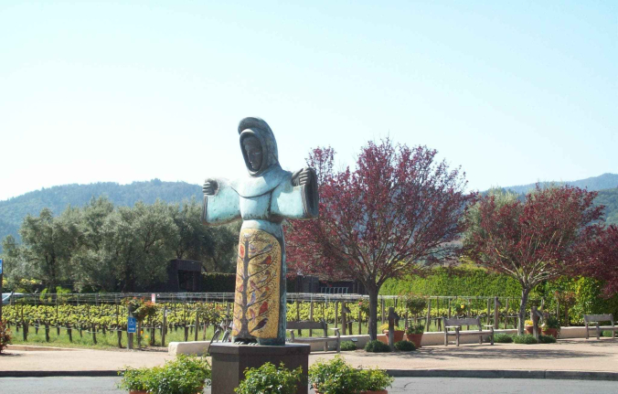Napa Valley - robert moldavi winery2