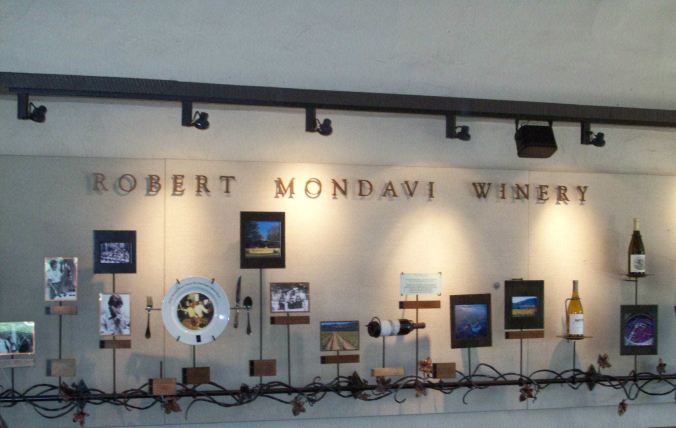 Napa Valley - robert moldavi winery3