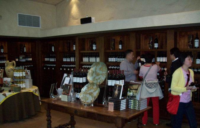 Napa Valley - winery1