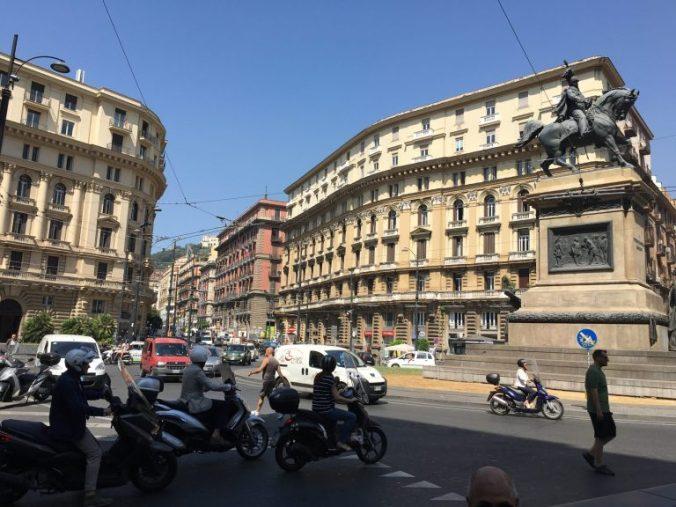 Napoli - downtown