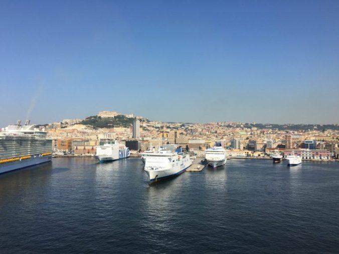 Napoli - port