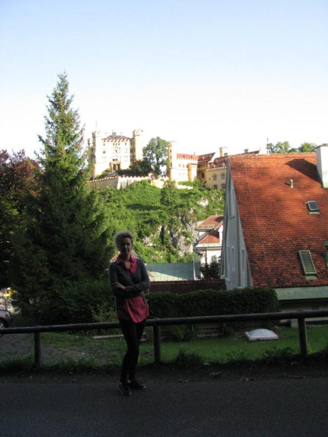 Neuschwanstein - hohenschwangau1