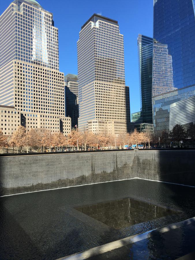 New York - sept 11 memorial1