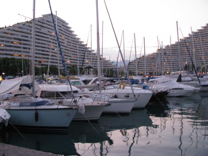 Nisa - boat