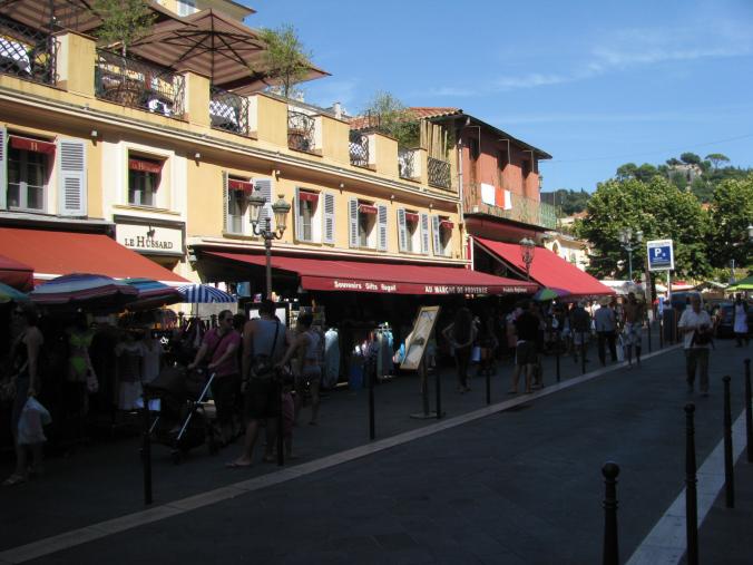 Nisa - old city