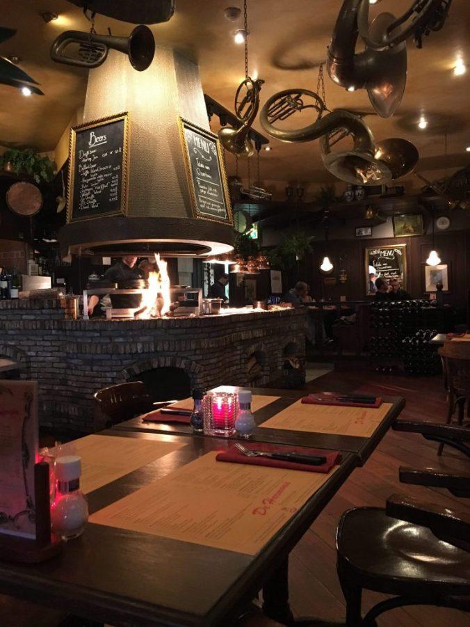 Noordwijk - restaurant