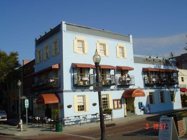 North Carolina si Washington DC - wilmington downtown house