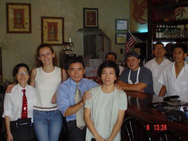 North Carolina si Washington DC - wilmington szechuan restaurant