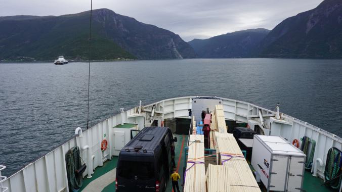 Norvegia - bac