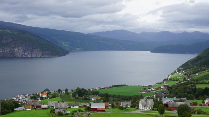 Norvegia - sognefjord1