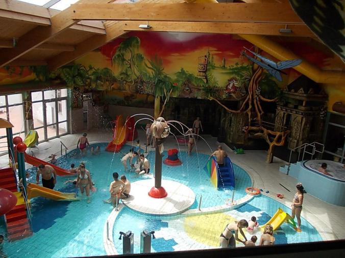 Nyiregyhaza Aquarius - kids area