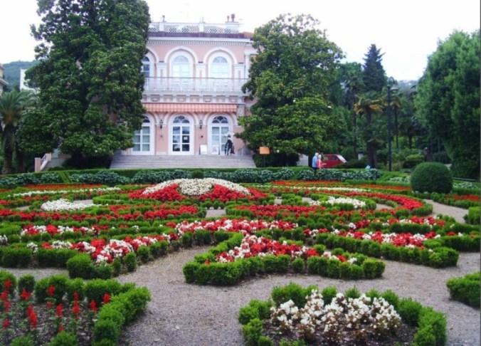 Opatija - angiolina park
