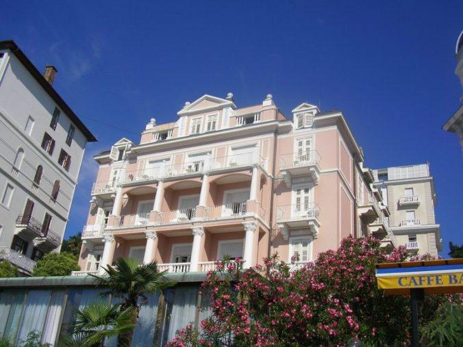 Opatija - hotel