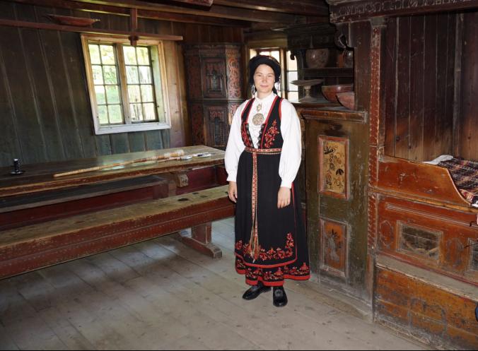 Oslo - folk museum 3