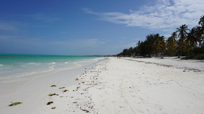 Paje - beach1