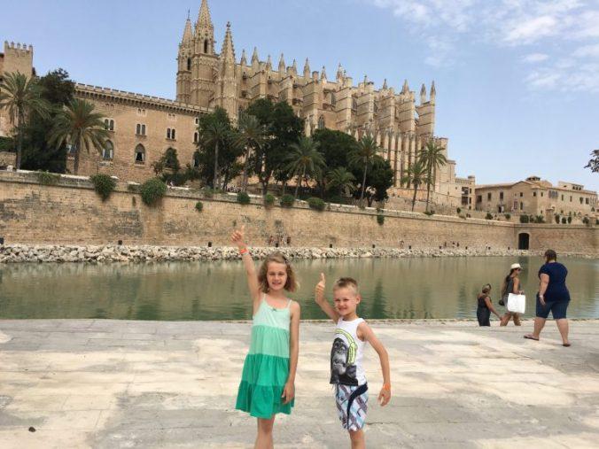 Palma de Mallorca - la seu cathedral