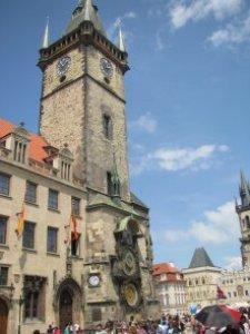 Praga-Astronomic clock 2014