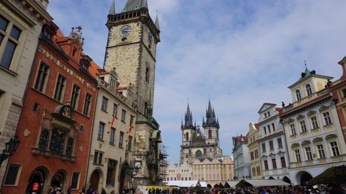 Praga-Stare Mesto 2017