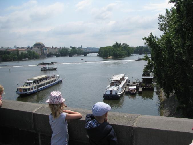 Praga - boats