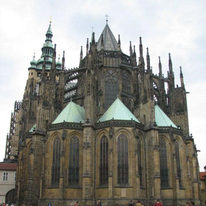 Praga - castle