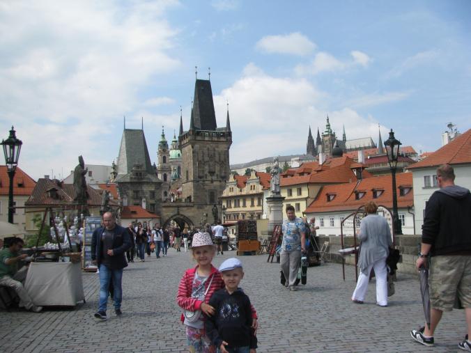 Praga - karluv most