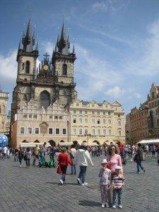 Praga-main square 2014