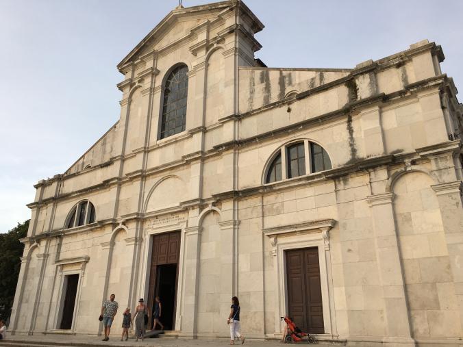 Rovinj - euphemia church