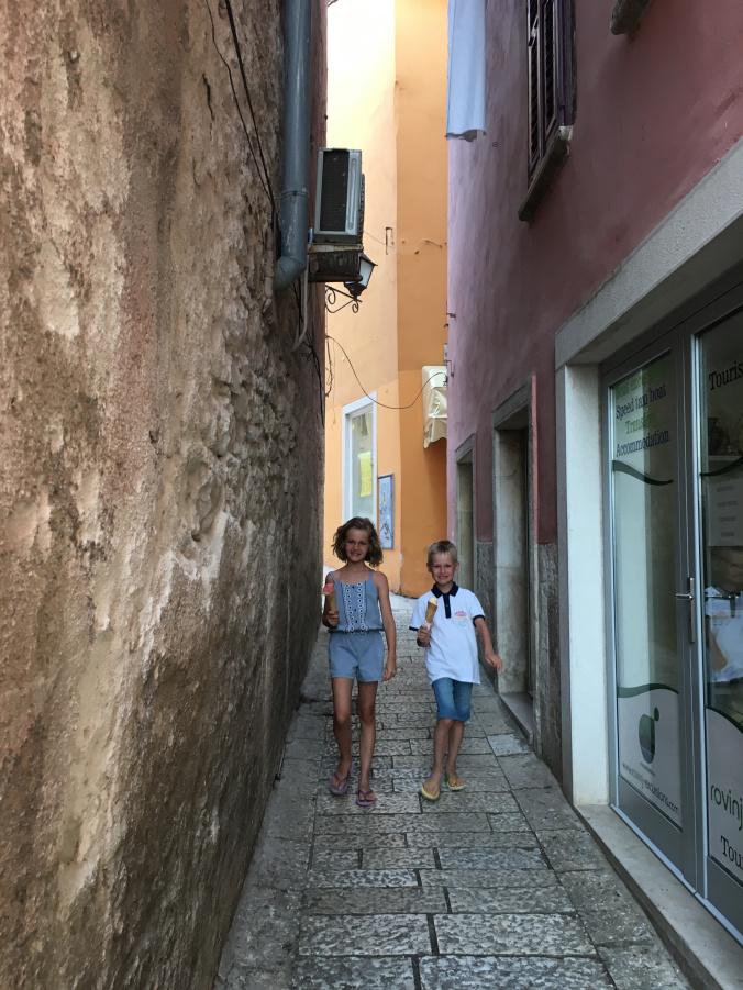 Rovinj - old town
