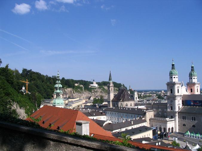 Salzburg - panoramic
