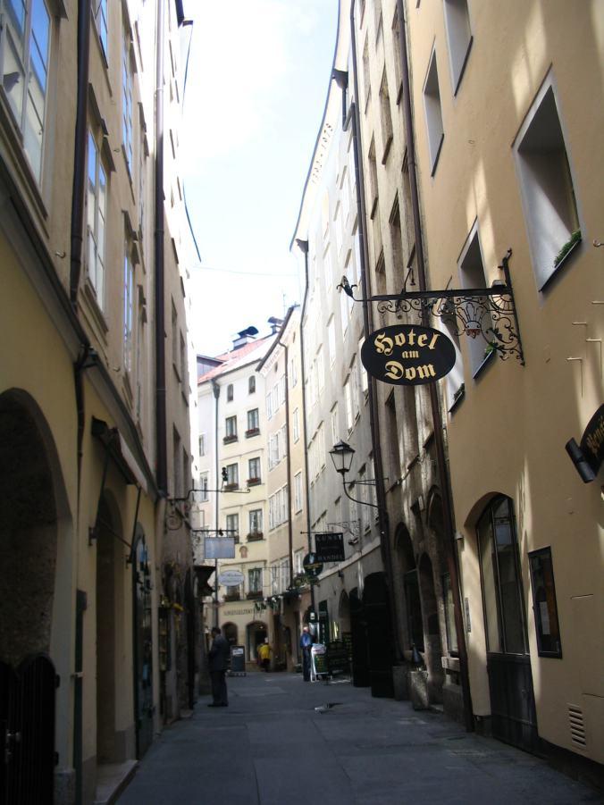 Salzburg - street