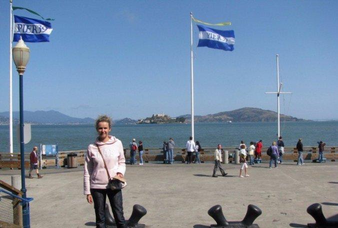 San Francisco - pier 30 view