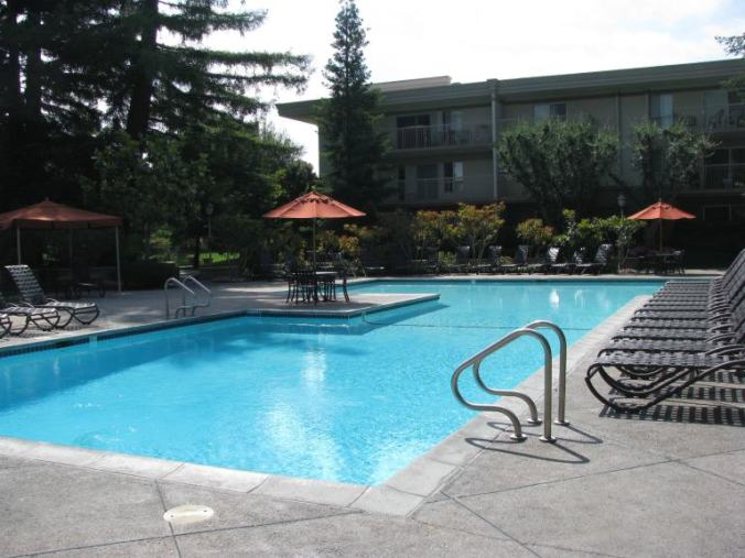 San Francisco - pool