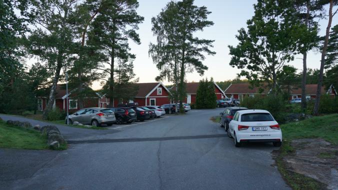 Scandinavia - camping houses