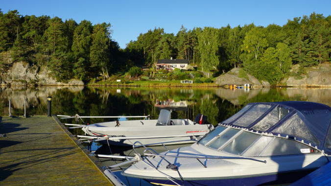 Scandinavia - lake