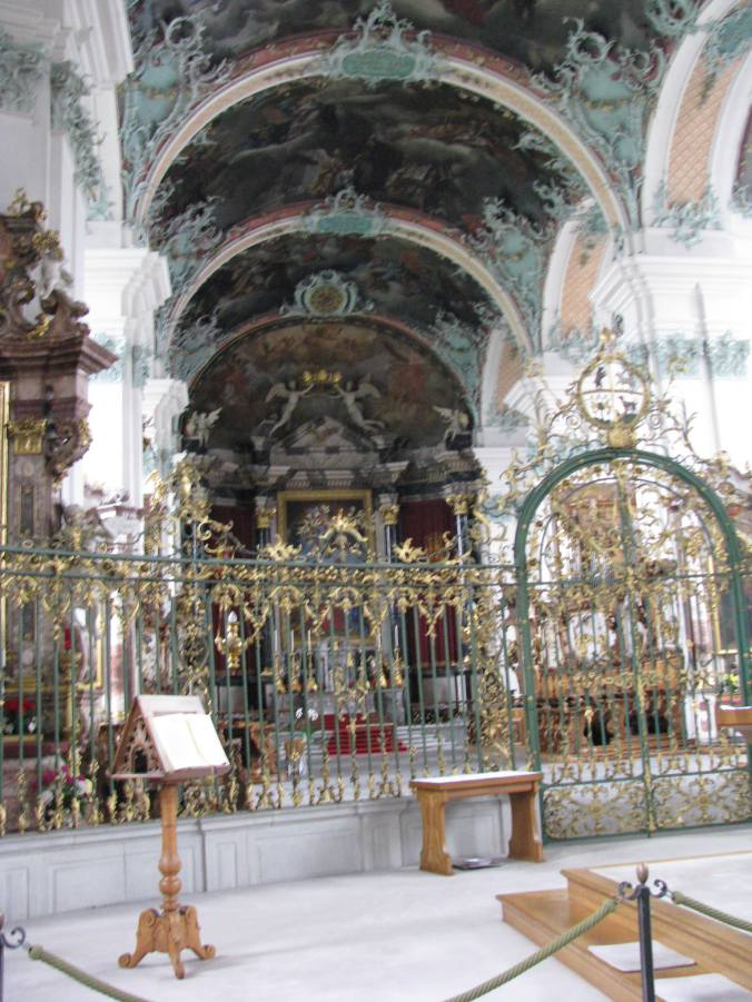 St. Gallen - church