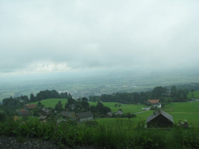 St. Gallen - view