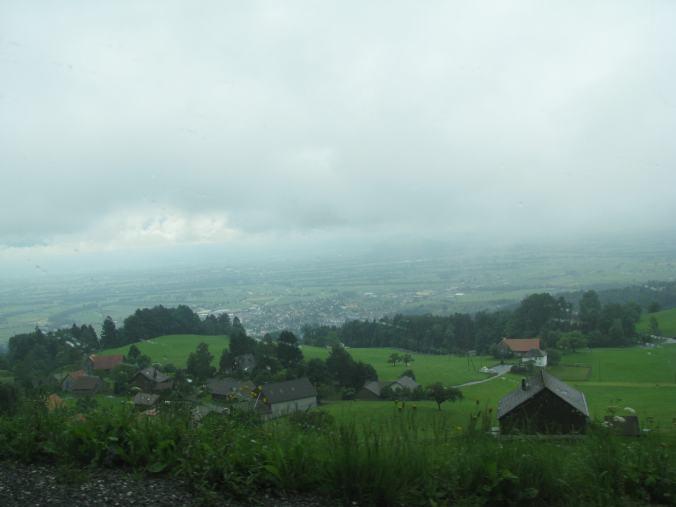 St. Gallen - view