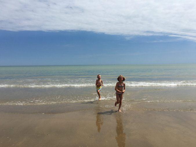 Venetia - lido di jesolo beach