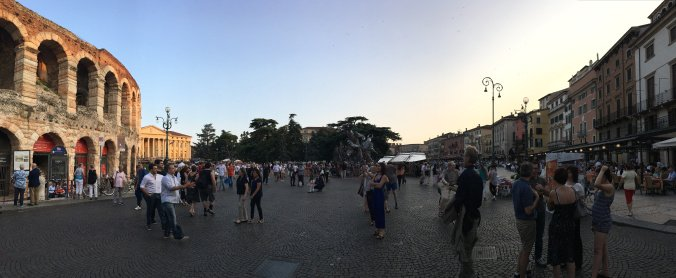 Verona - central square 1