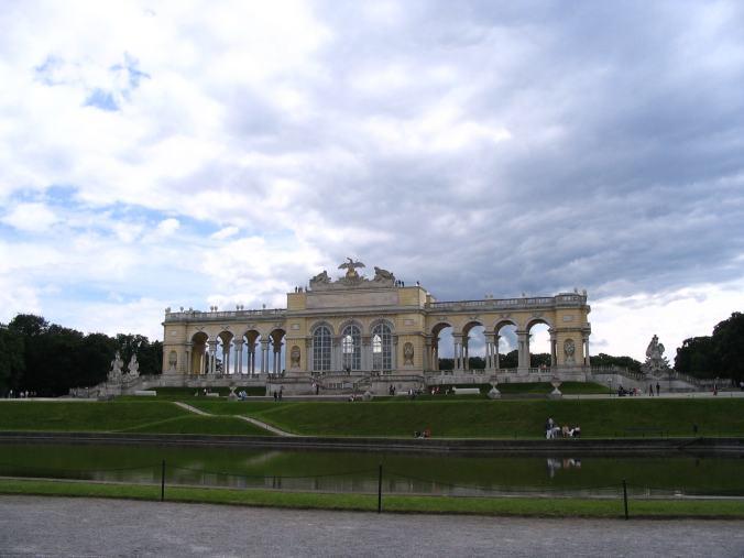 Viena - schonbrunn gloriette1