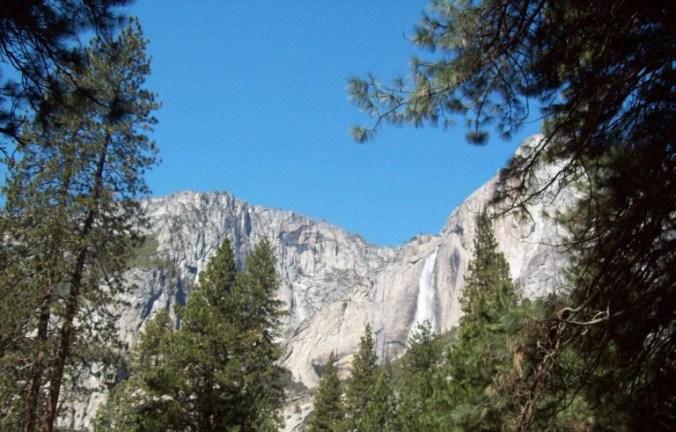 Yosemite - mountains