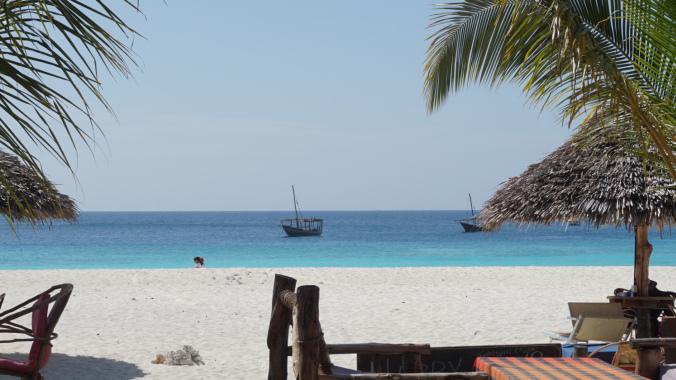 Zanzibar Tanzania - nungwi beach