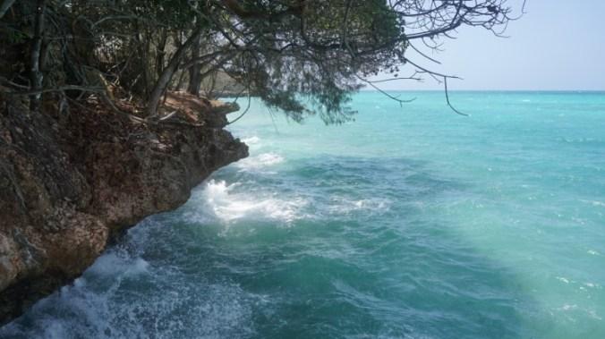 Zanzibar - prison island ocean
