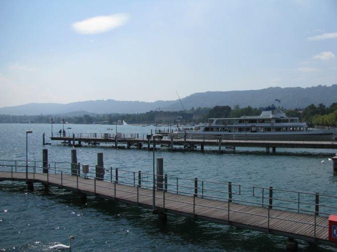 Zurich - port