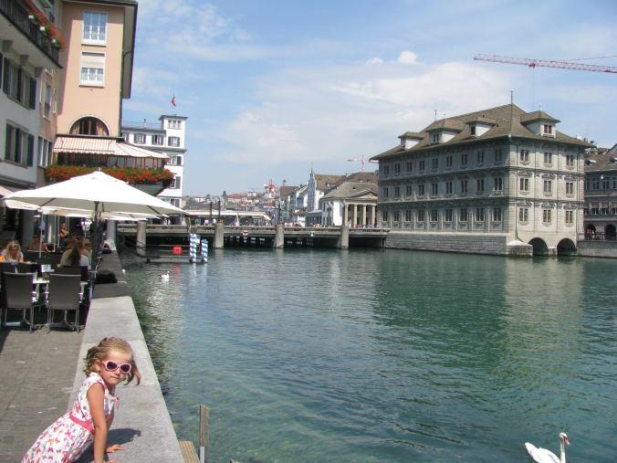 Zurich - river