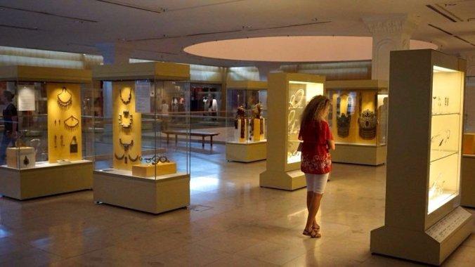 Kuala Lumpur - Muslim art museum