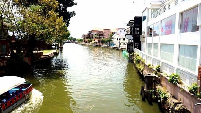 Malacca - boat