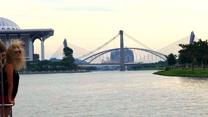 Malaezia - Putrajaya bridge